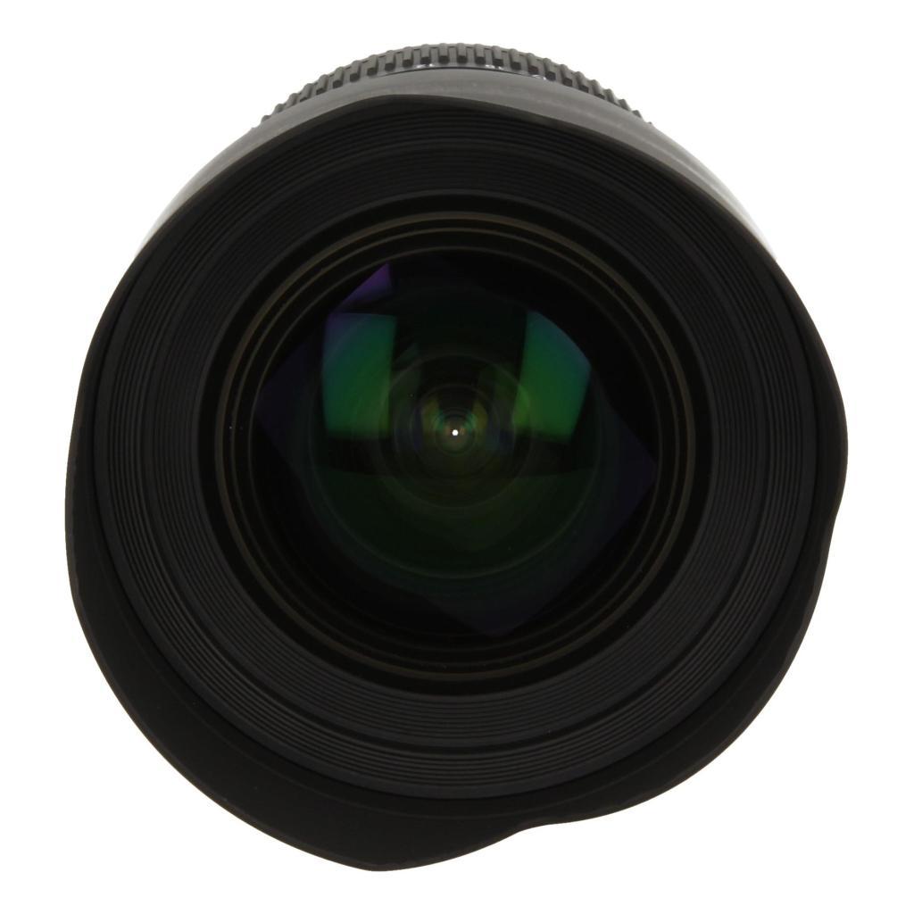 Sigma 12-24mm 1:4.5-5.6 II AF DG HSM para Canon negro - nuevo