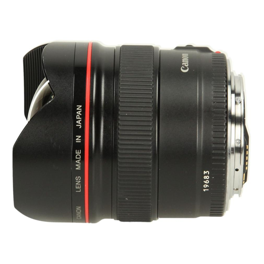 Canon EF 14mm 1:2.8 L USM negro - nuevo