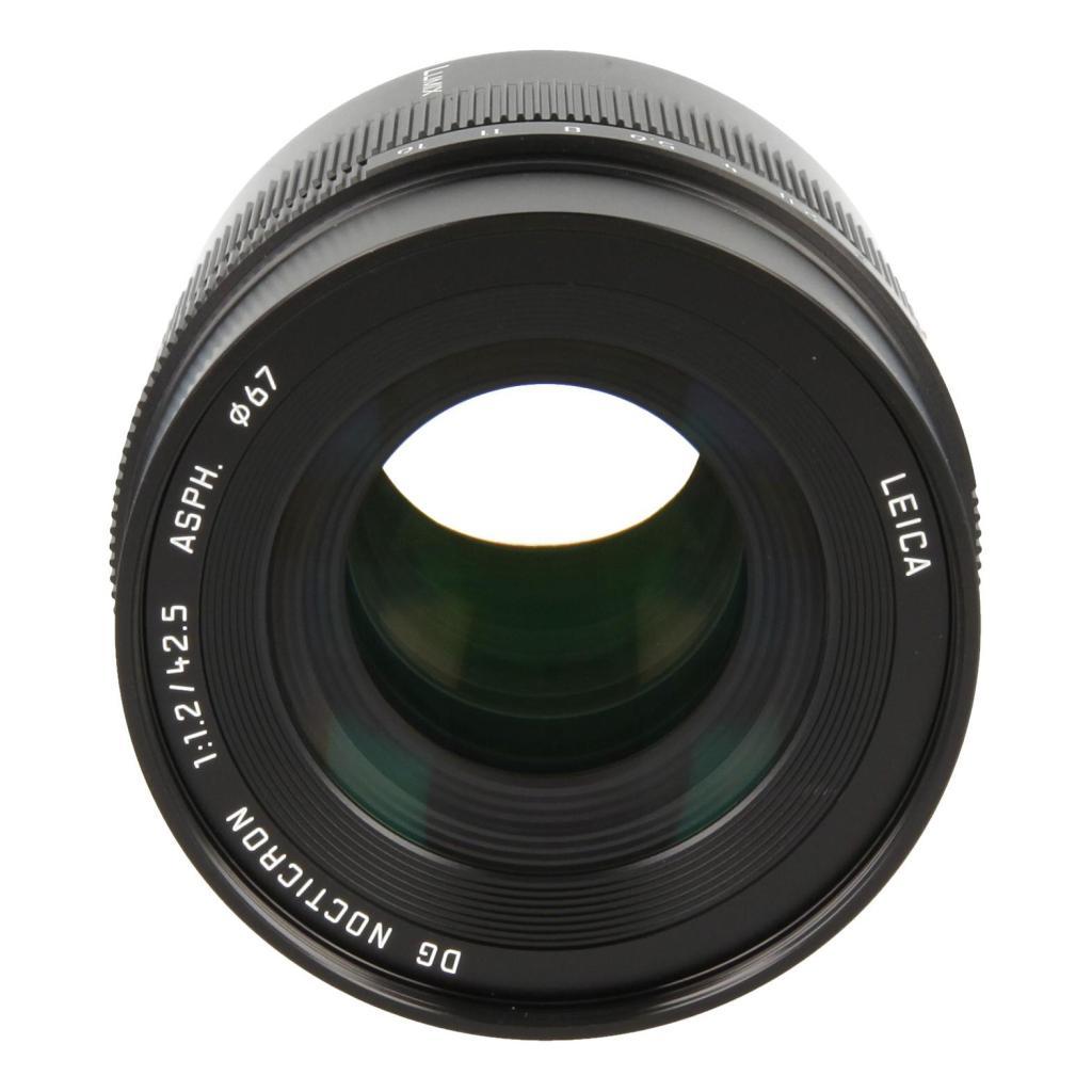 Panasonic 42.5mm 1:1.2 DG Nocticron ASPH OIS noir - Neuf