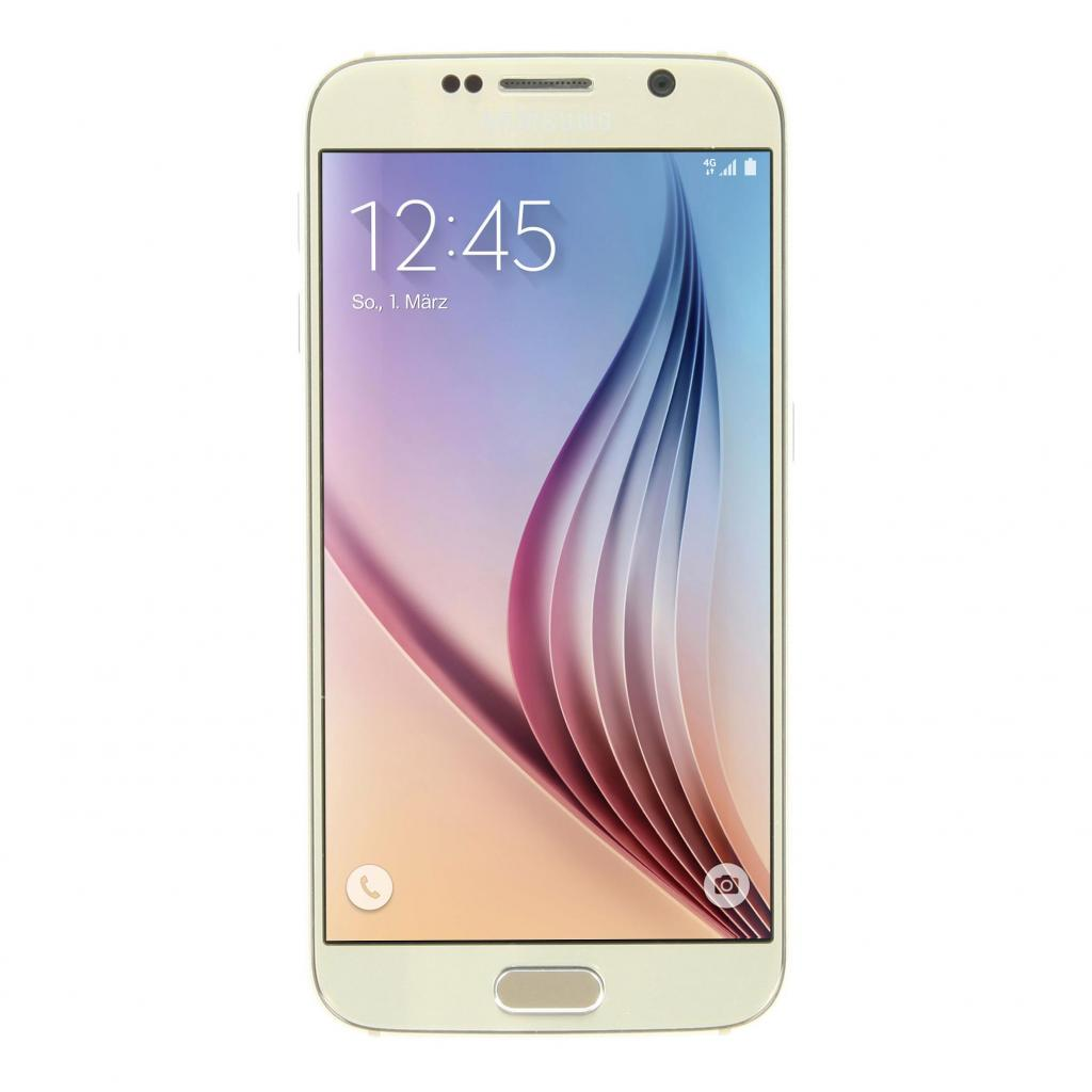Samsung Galaxy S6 (SM-G920F) 32 GB Gold - neu