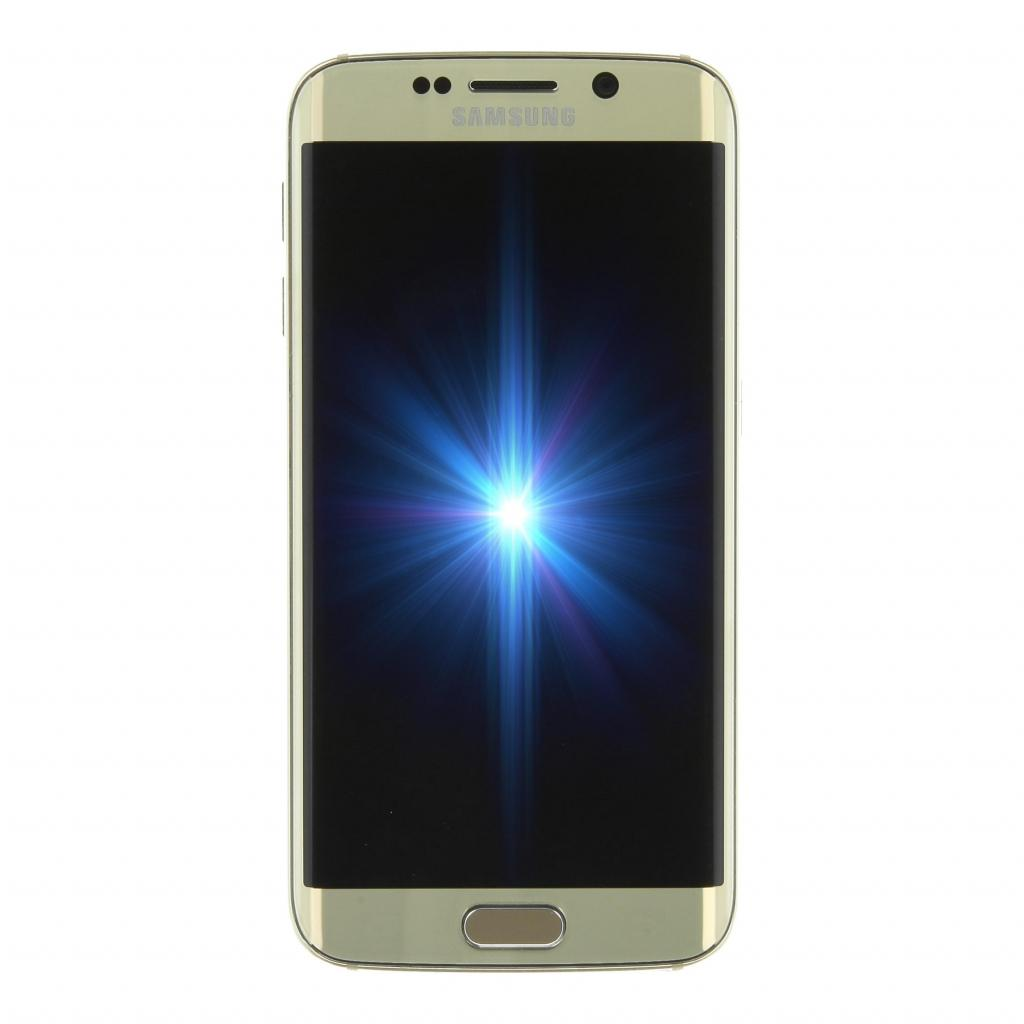 Samsung Galaxy S6 Edge (SM-G925F) 64 GB Gold - neu