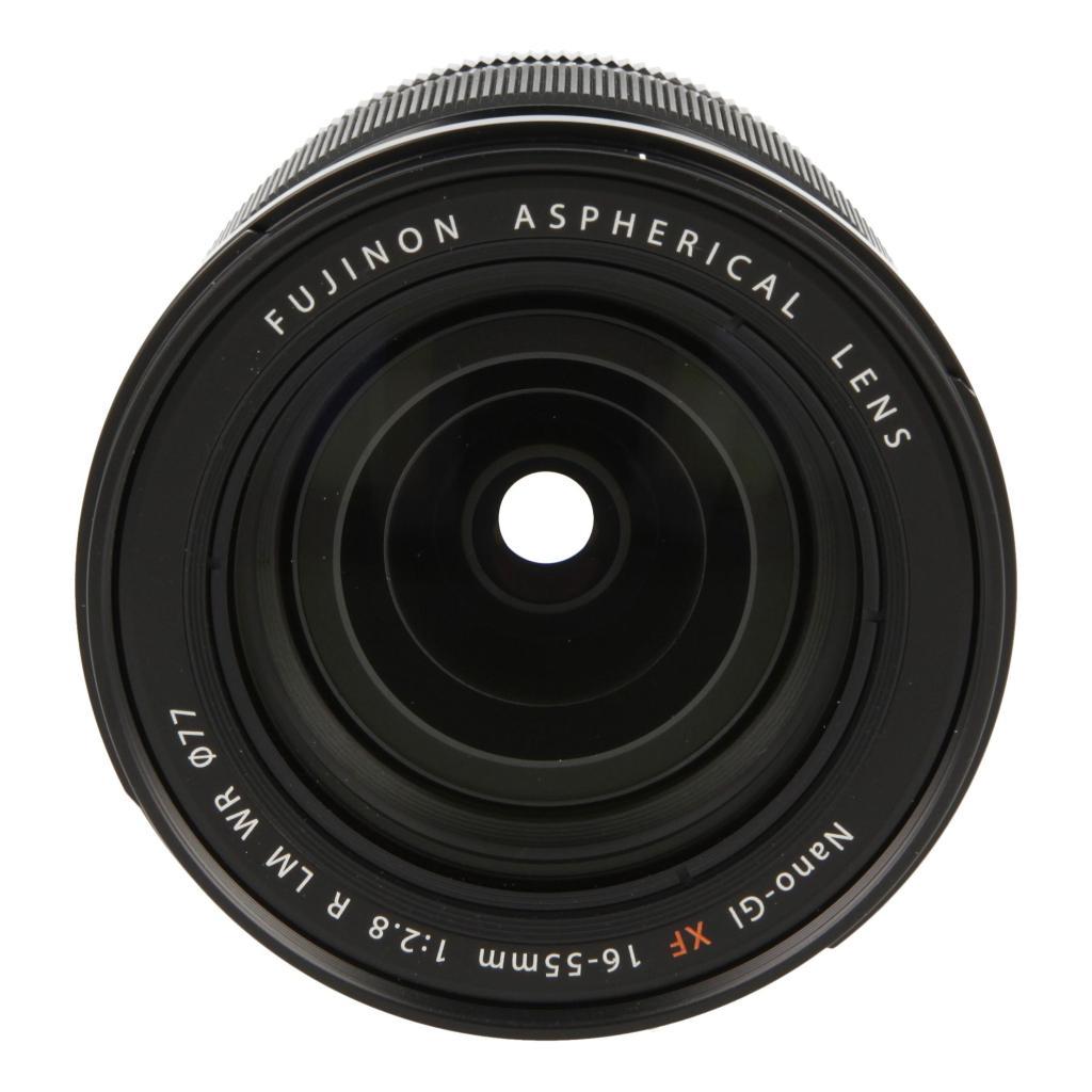 Fujifilm 16-55mm 1:2.8 XF LM WR Schwarz - neu