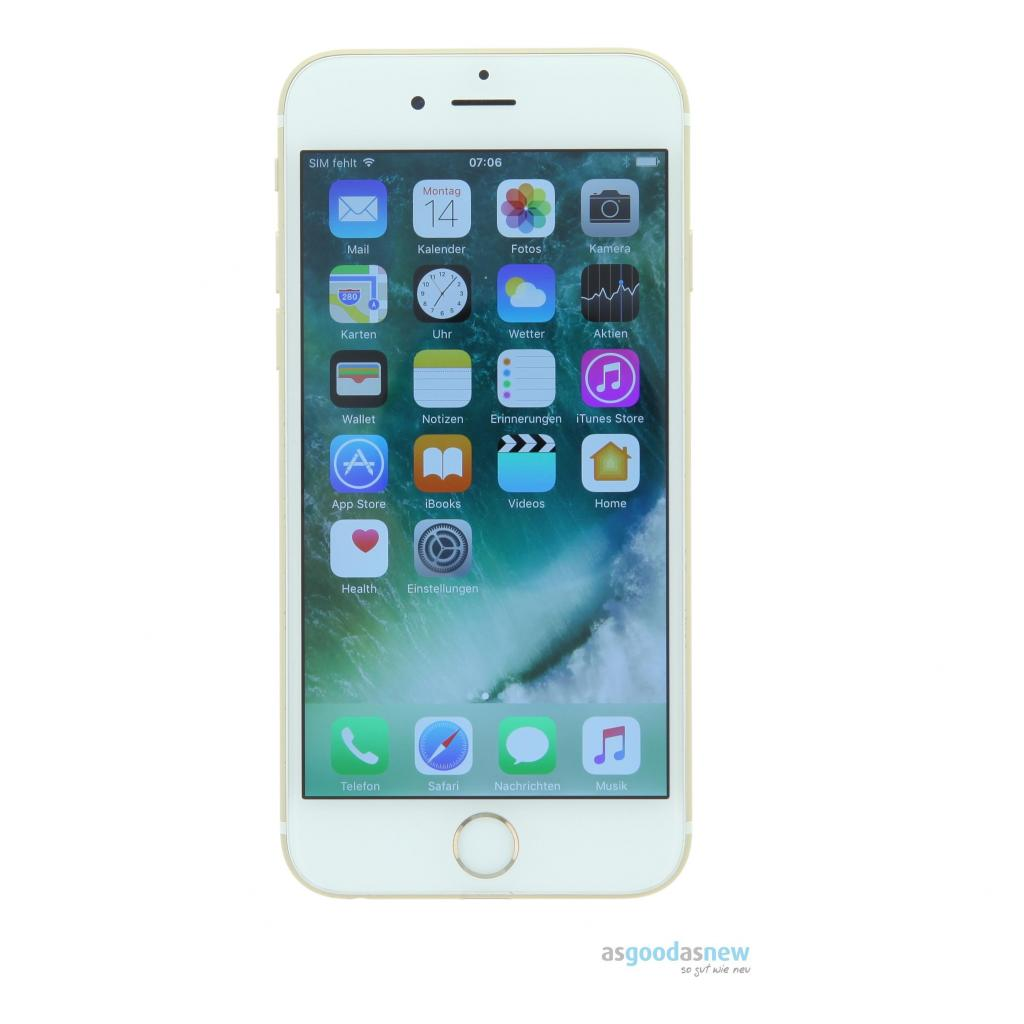 Apple iPhone 6s (A1688) 64 GB Gold - sehr gut