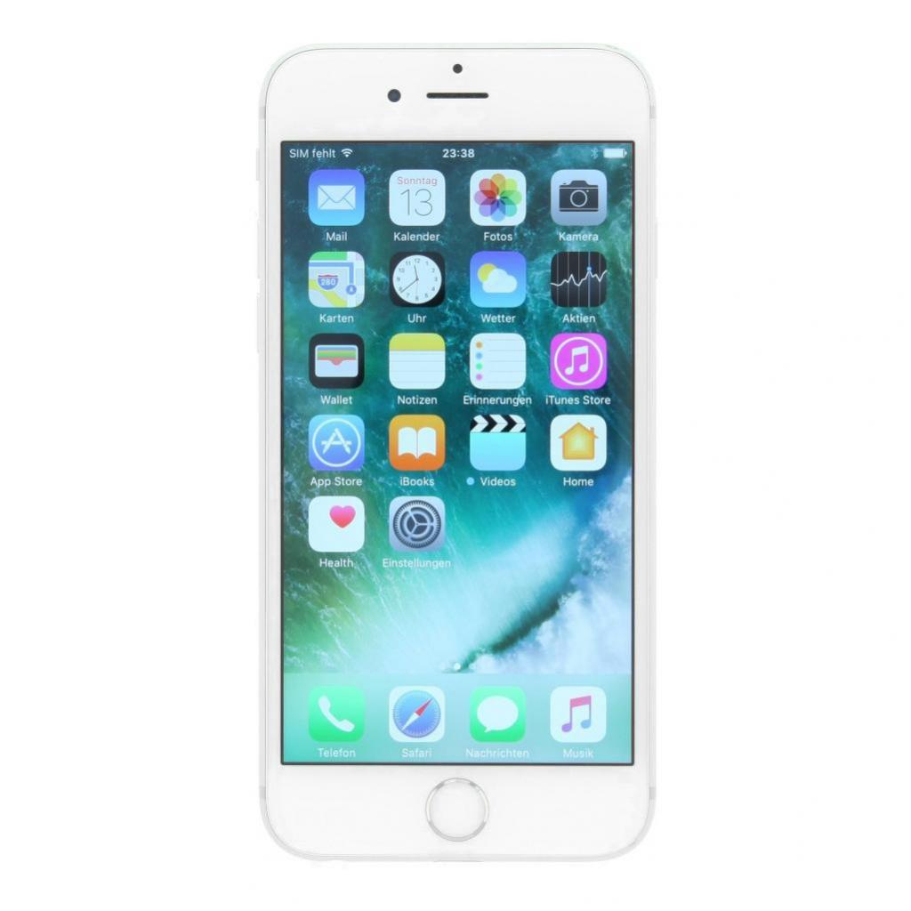 Apple iPhone 6s (A1688) 64 GB Silber - sehr gut