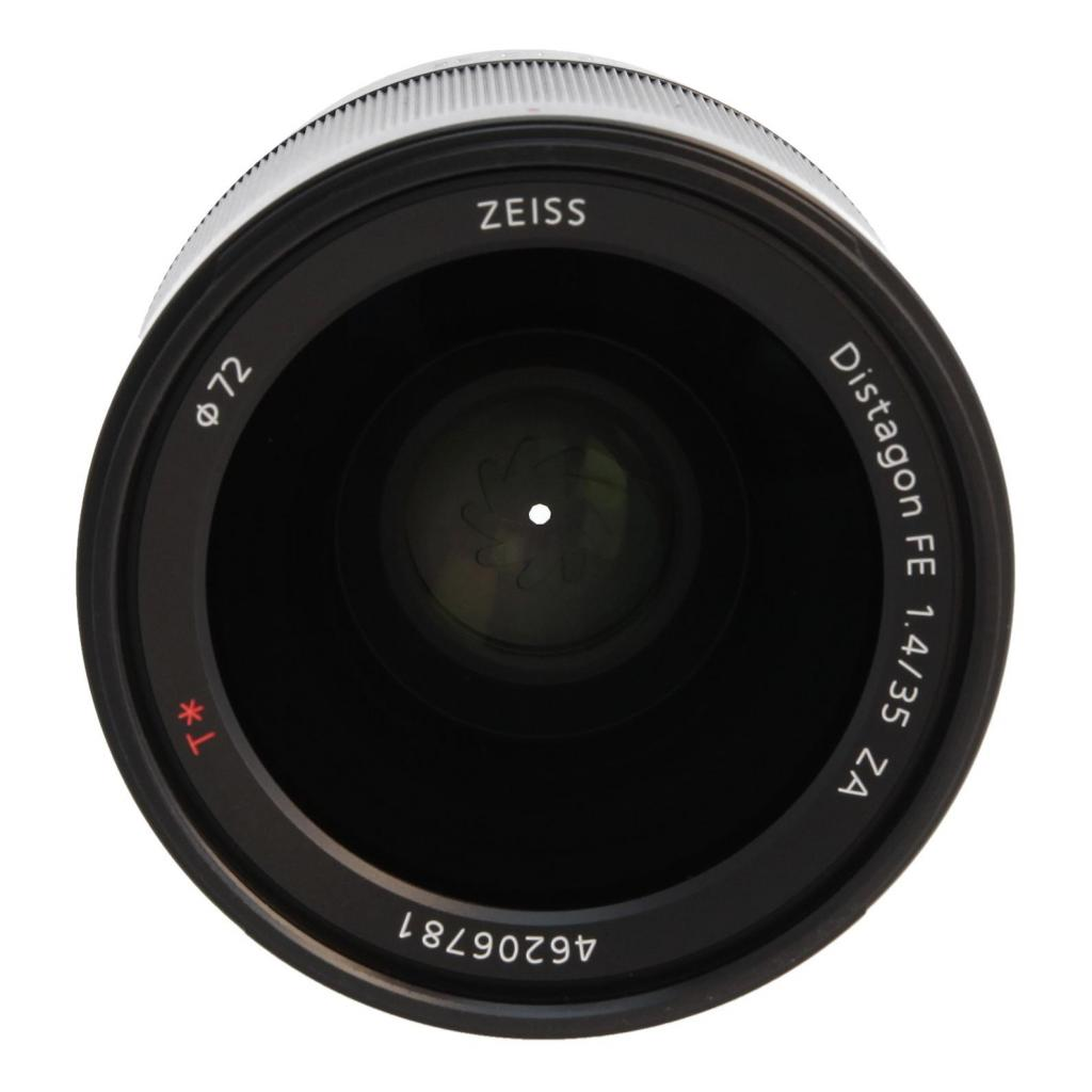 Sony 35mm 1.4 FE ZA SEL35F14Z Schwarz - neu
