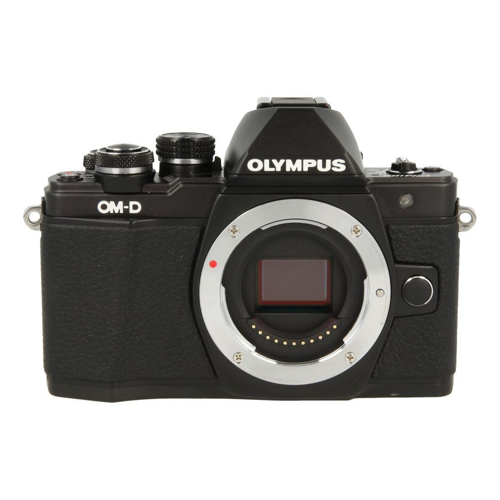 Olympus OM-D E-M10 Mark II Schwarz - neu