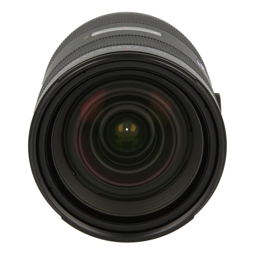 Sony 24-70mm 1:2.8 ZA SSM II SAL2470Z2 negro - nuevo