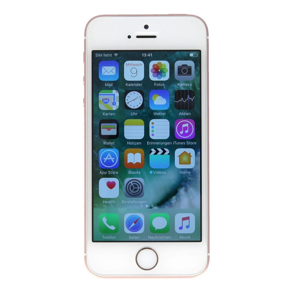 Apple iPhone SE (A1723) 16 GB Rosegold - neu