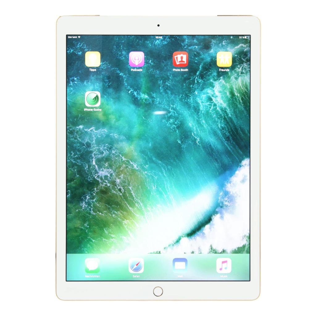 Apple iPad Pro 12.9 (Gen. 1) WLAN + LTE (A1652) 256 GB dorado - nuevo