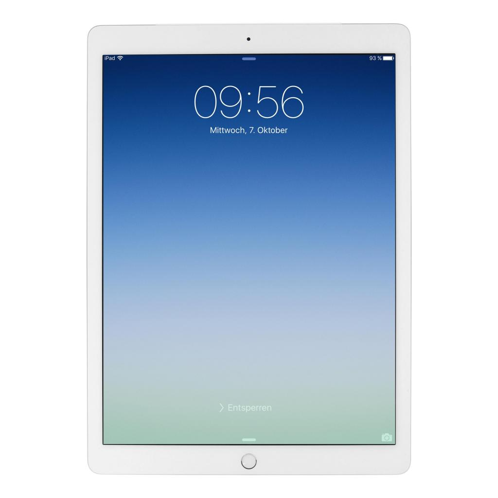 Apple iPad Pro 12.9 (Gen. 1) WLAN + LTE (A1652) 256 GB Silber - neu