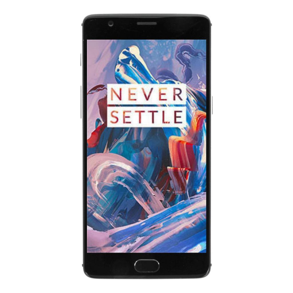 OnePlus 3 (EU Version) 64 GB Graphite - neu