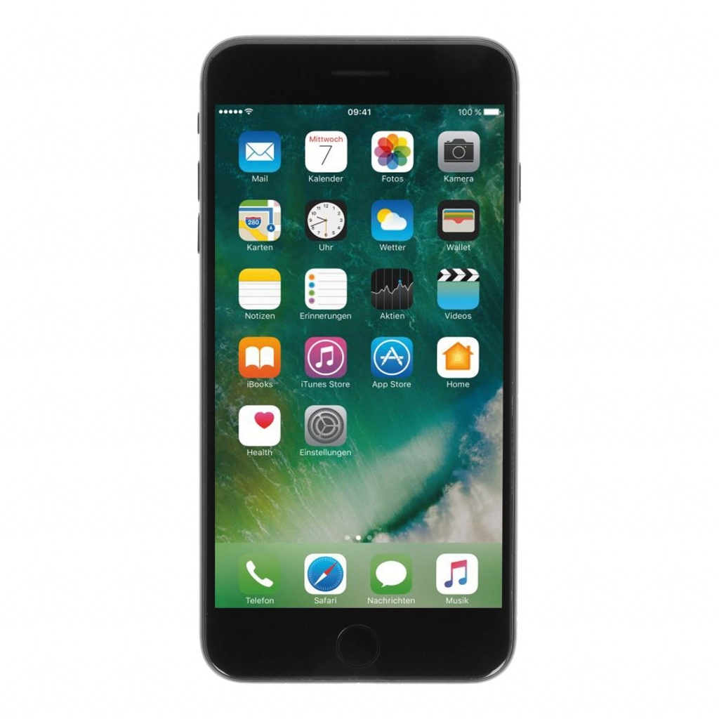 Apple iPhone 7 Plus 128 GB Schwarz - neu
