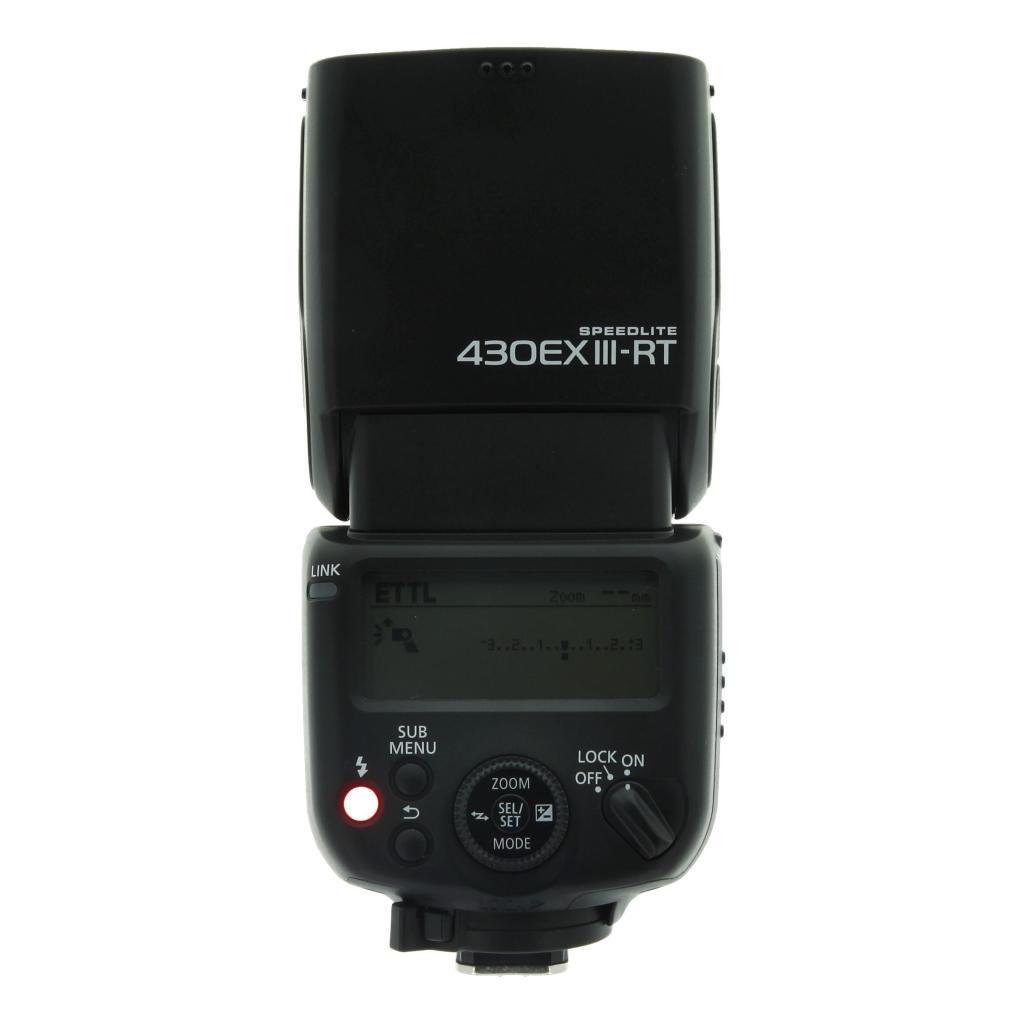Canon Speedlite 430EX III-RT Schwarz - neu