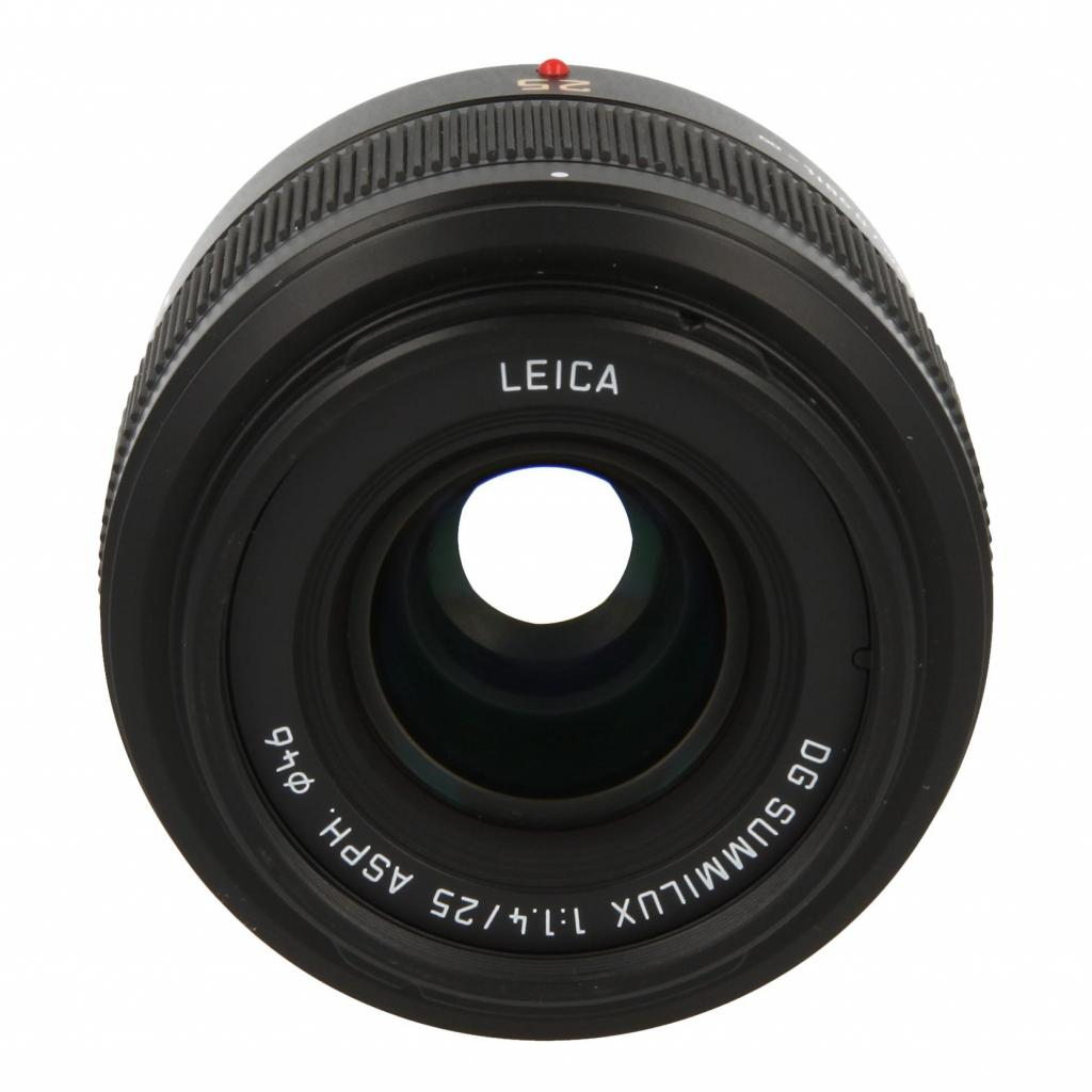 Panasonic 25mm 1:1.4 DG Summilux ASPH (H-X025E) noir - Neuf