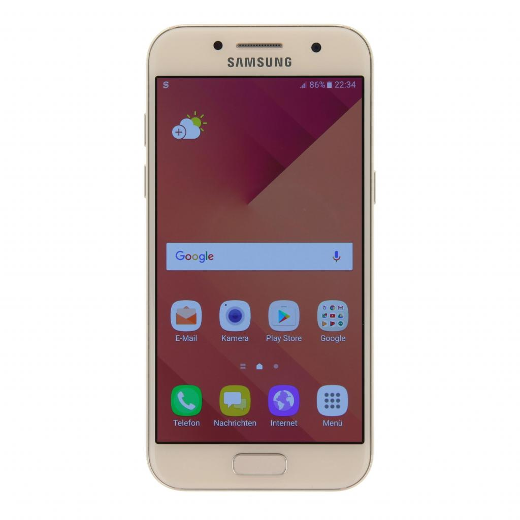 Samsung Galaxy A3 (2017) 16 GB Pink - gut