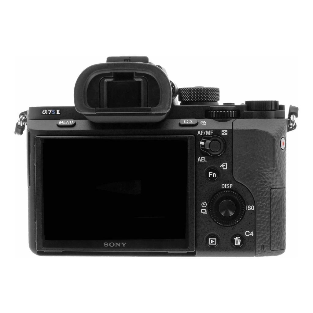 Sony Alpha 7s II / ILCE-7SM2 negro - nuevo