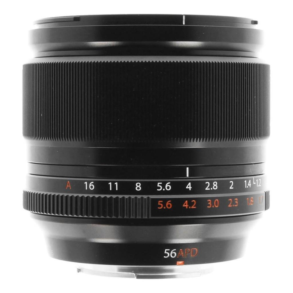 Fujifilm 56mm 1:1.2 Fujinon XF R APD negro - nuevo