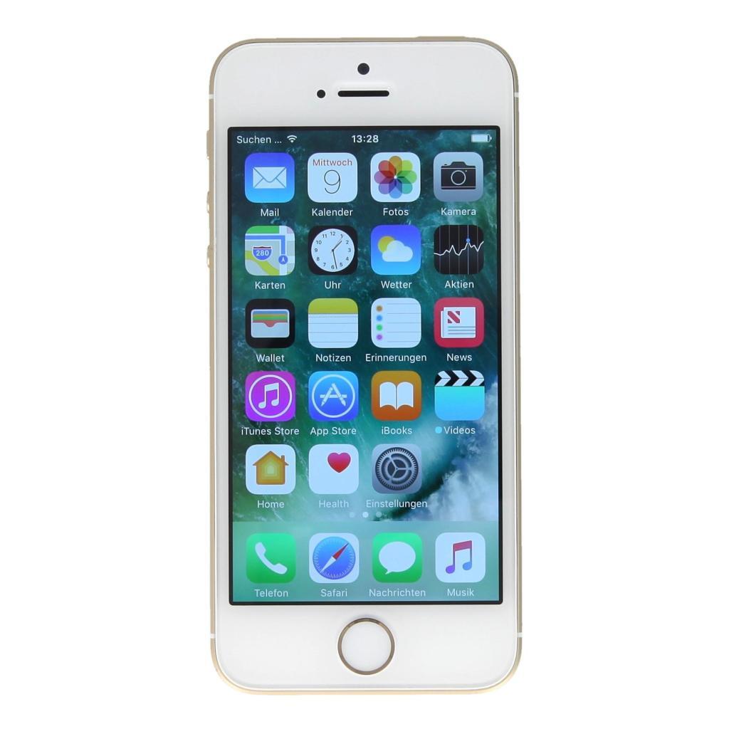 Apple iPhone SE (A1723) 128 GB dorado - nuevo