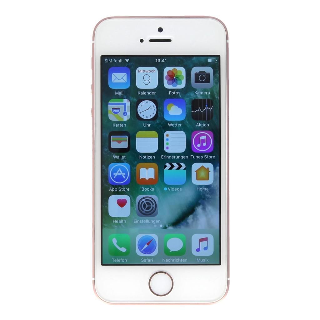 Apple iPhone SE 128Go or/rose - Neuf
