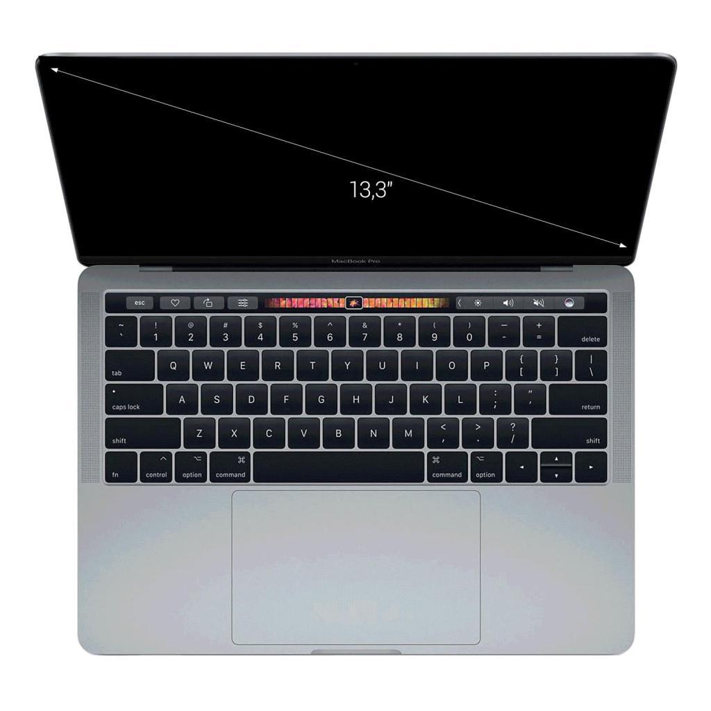 "Apple MacBook Pro 2017 13"" Touch Bar Intel Core i5 3,10 GHz 256 GB SSD 8 GB silber - neu"