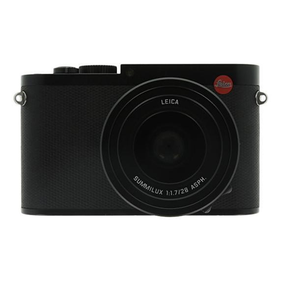 Leica Q (Typ 116) schwarz - neu