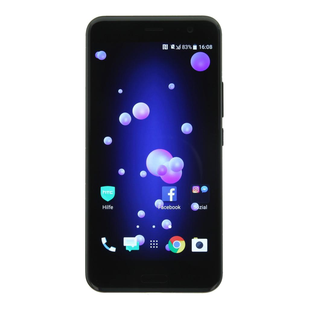HTC U11 64Go noir - Neuf