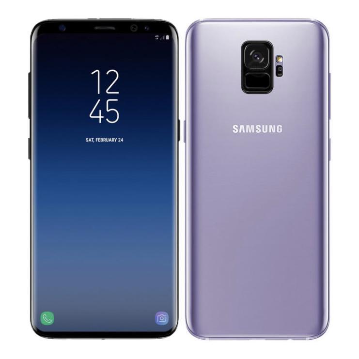 Samsung Galaxy S9 (G960F) 64Go ultra violet - Neuf