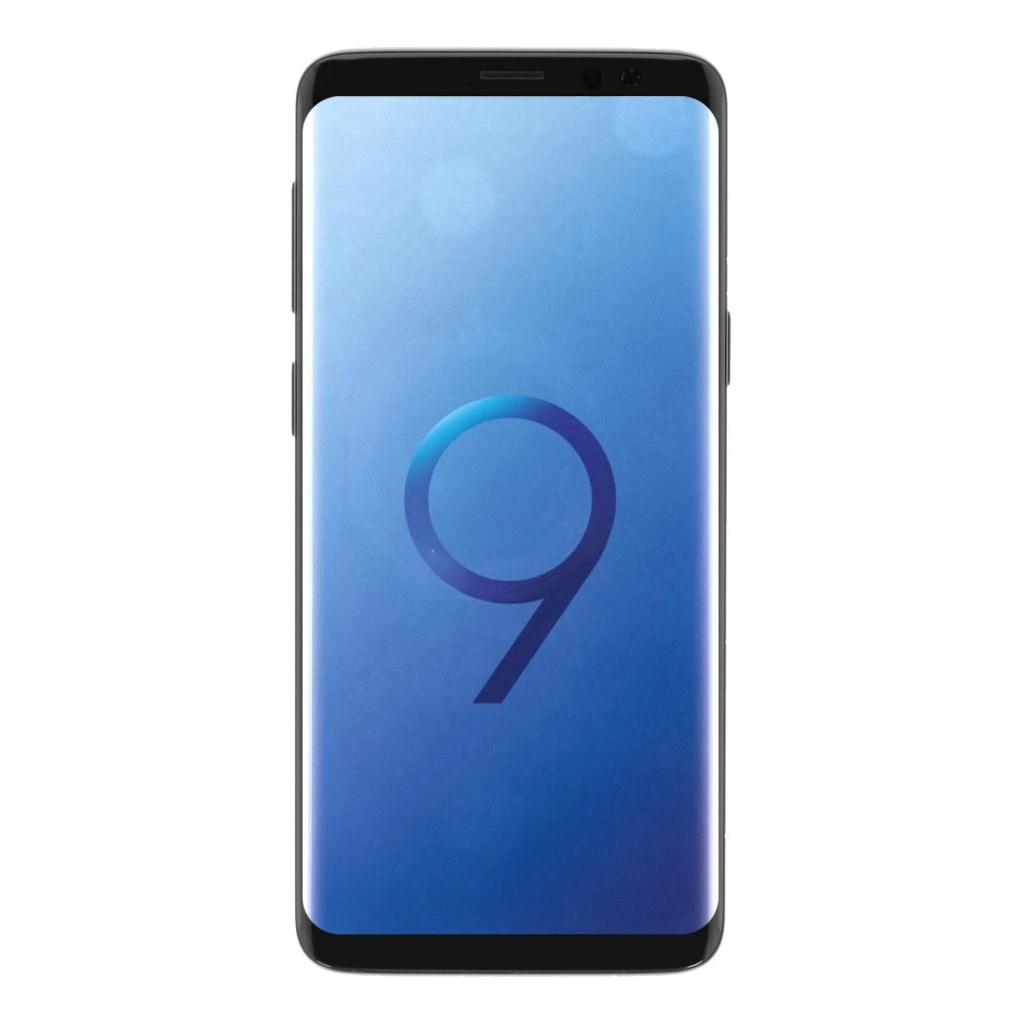 Samsung Galaxy S9 DuoS (G960F/DS) 64Go noir carbone - Neuf