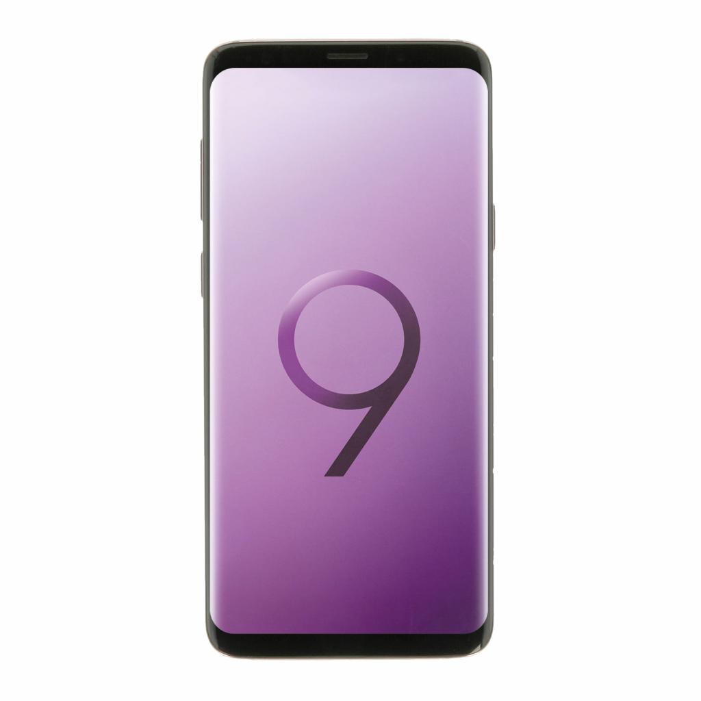 Samsung Galaxy S9+ DuoS (G965F) 64Go ultra violet - Neuf