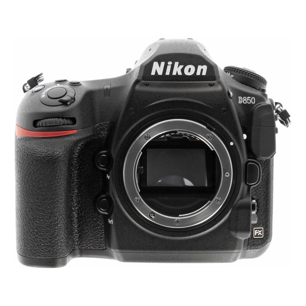 Nikon D850 schwarz - neu