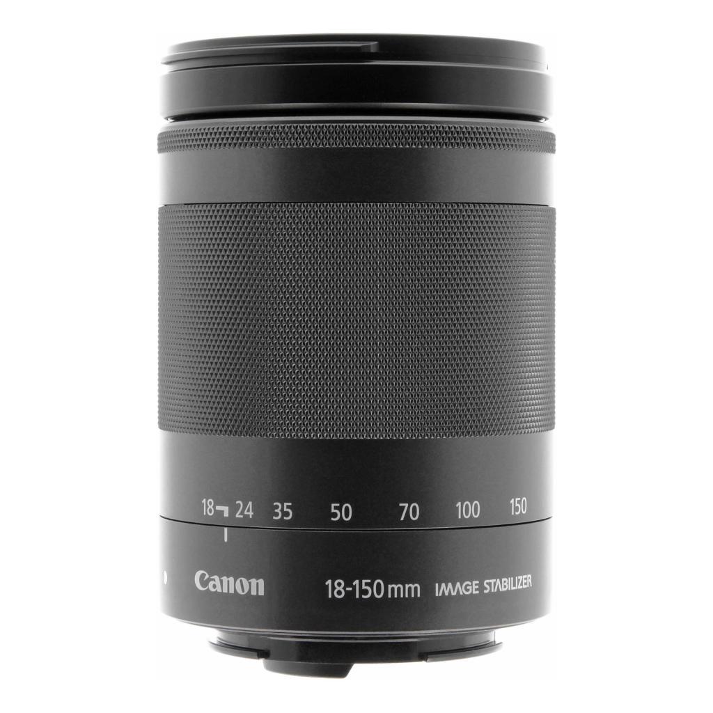Canon 18-150mm 1:3.5-6.3 EF-M IS STM negro - nuevo