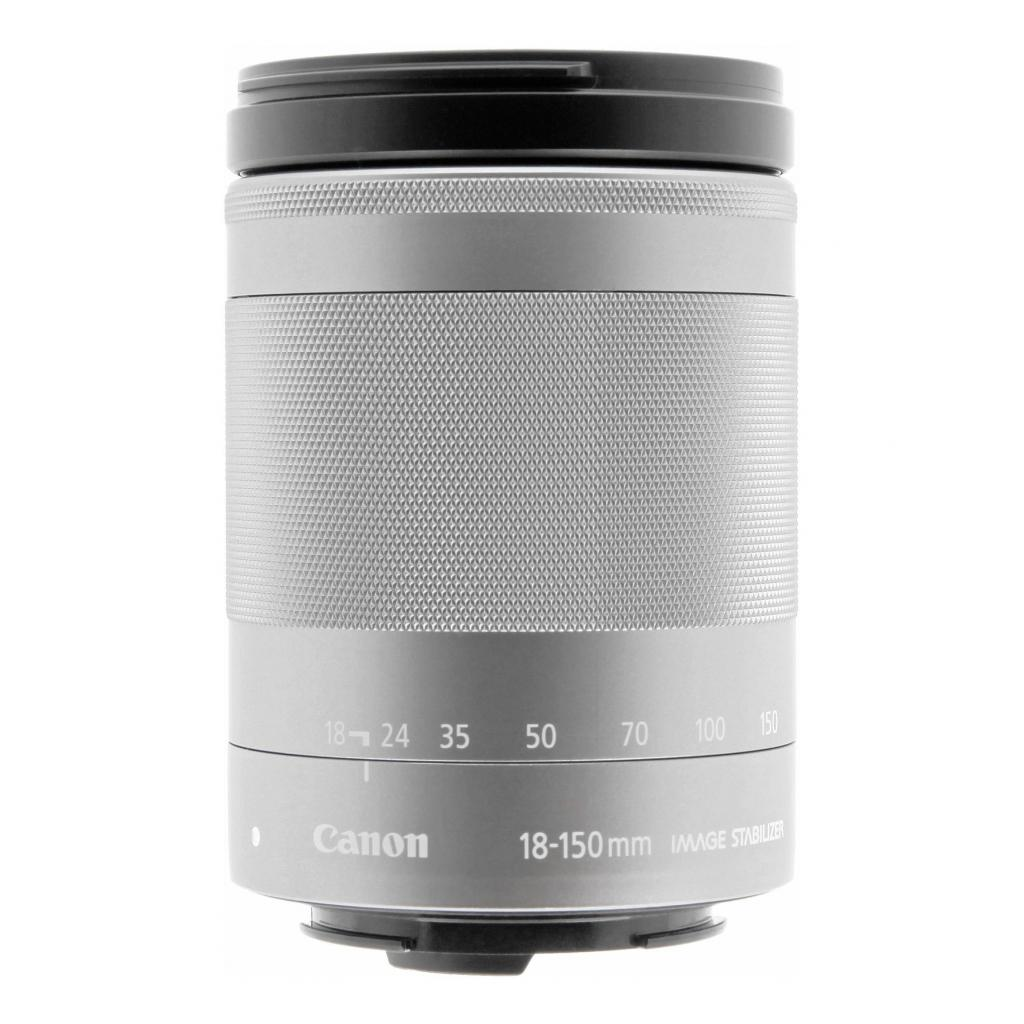 Canon 18-150mm 1:3.5-6.3 EF-M IS STM plateado - nuevo