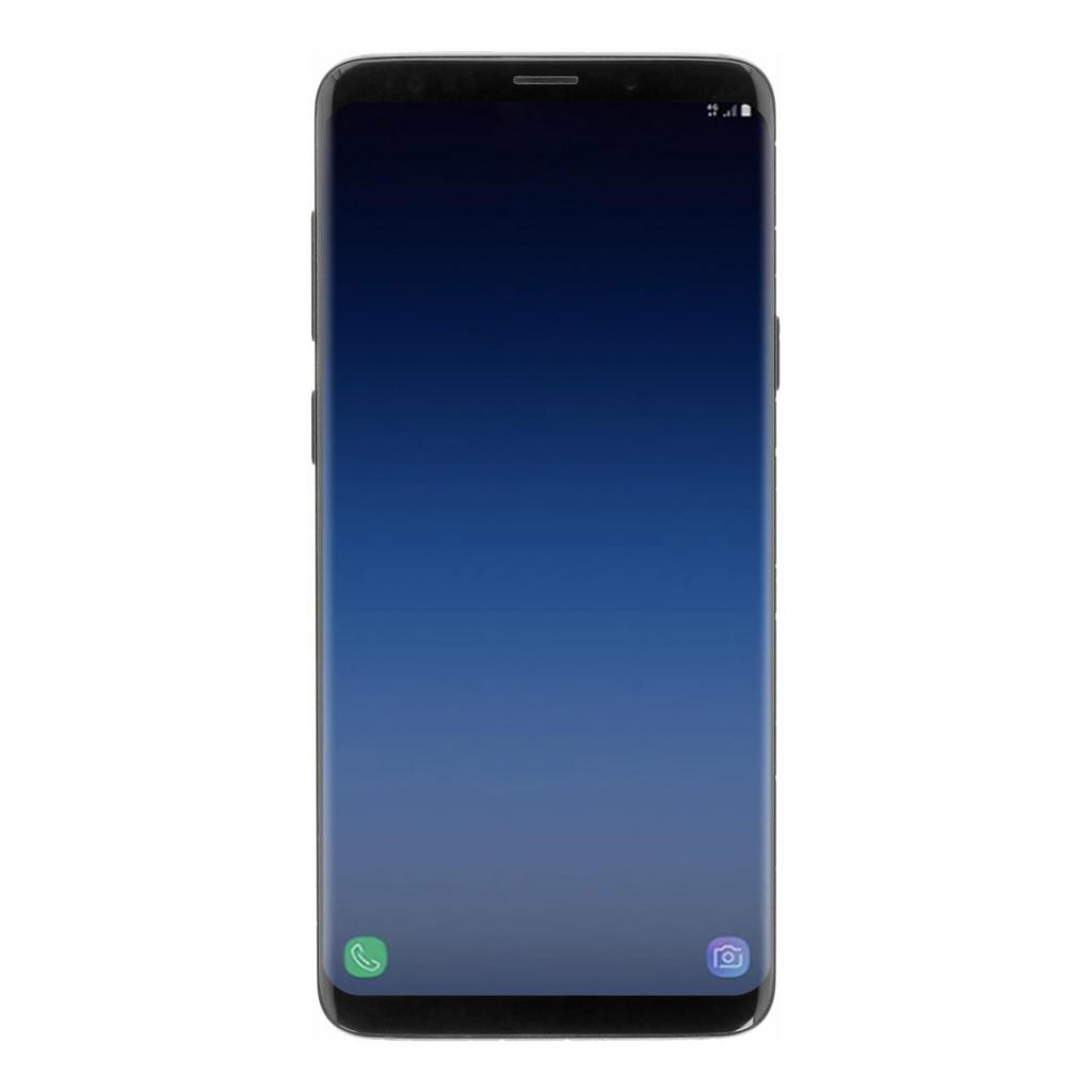 Samsung Galaxy S9+ Duos (G965F/DS) 256Go noir carbone - Comme neuf