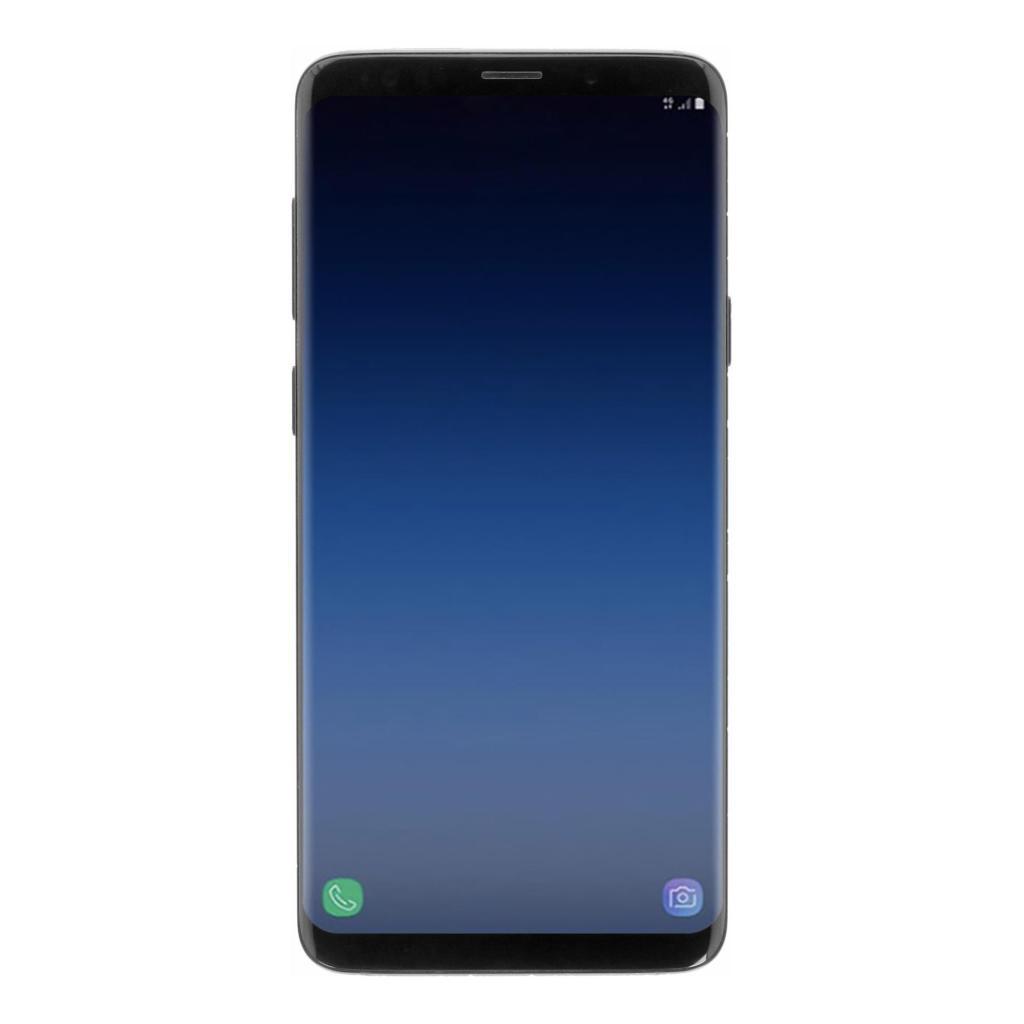 Samsung Galaxy S9+ Duos (G965F/DS) 256GB negro - nuevo