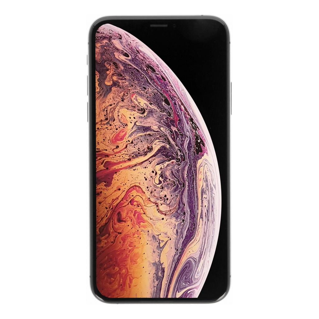Apple iPhone XS 64GB grau - gut