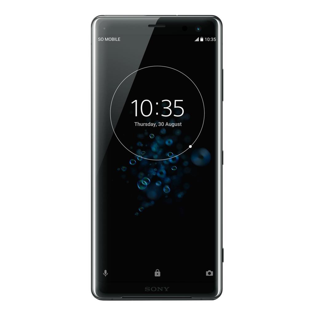Sony Xperia XZ3 Dual-SIM 64GB negro - nuevo