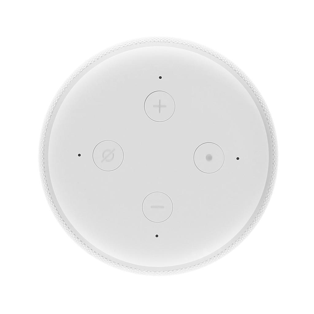 Amazon Echo Dot (3. Generation) tissu sable - Neuf