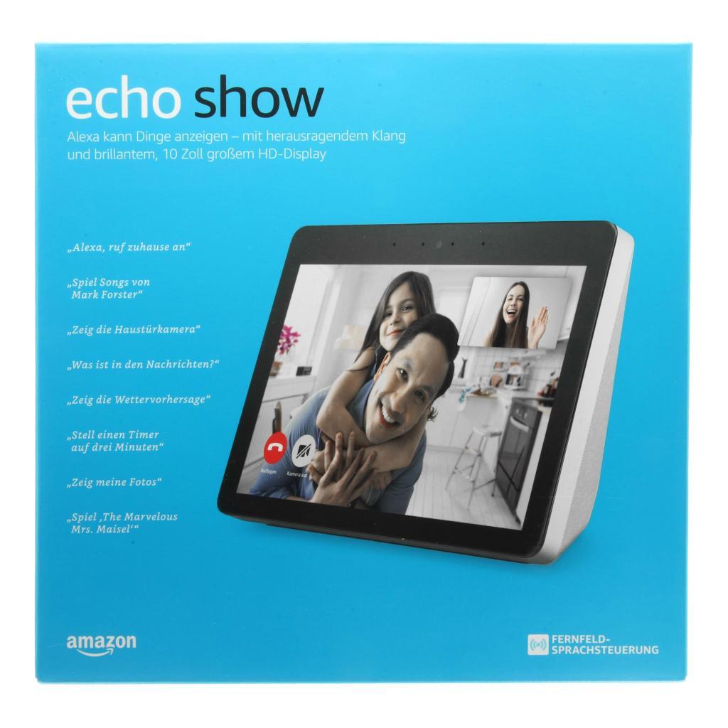 Amazon Echo Show (2.Generation) blanco - nuevo