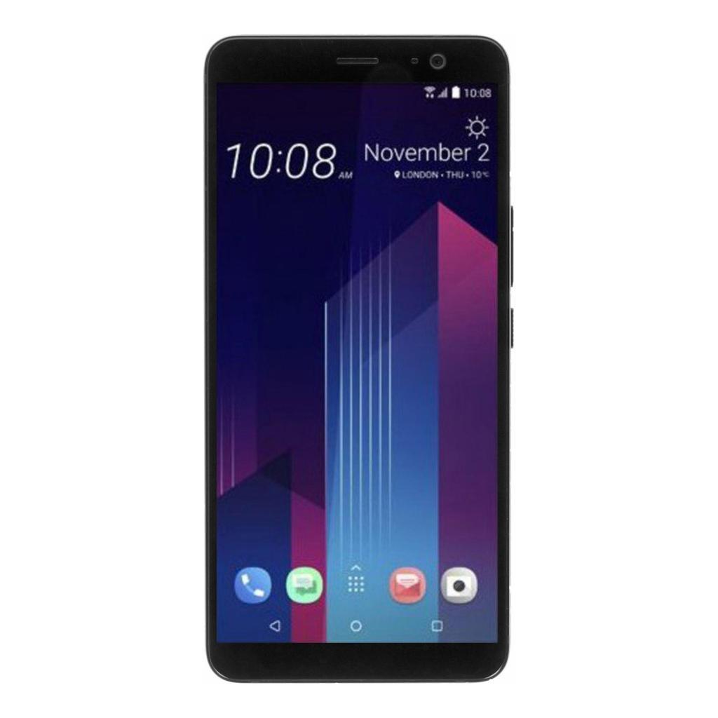 HTC U11 Plus Dual-Sim 128GB negro y transparente - nuevo