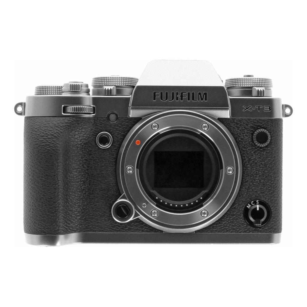 Fujifilm X-T3 argent - Neuf