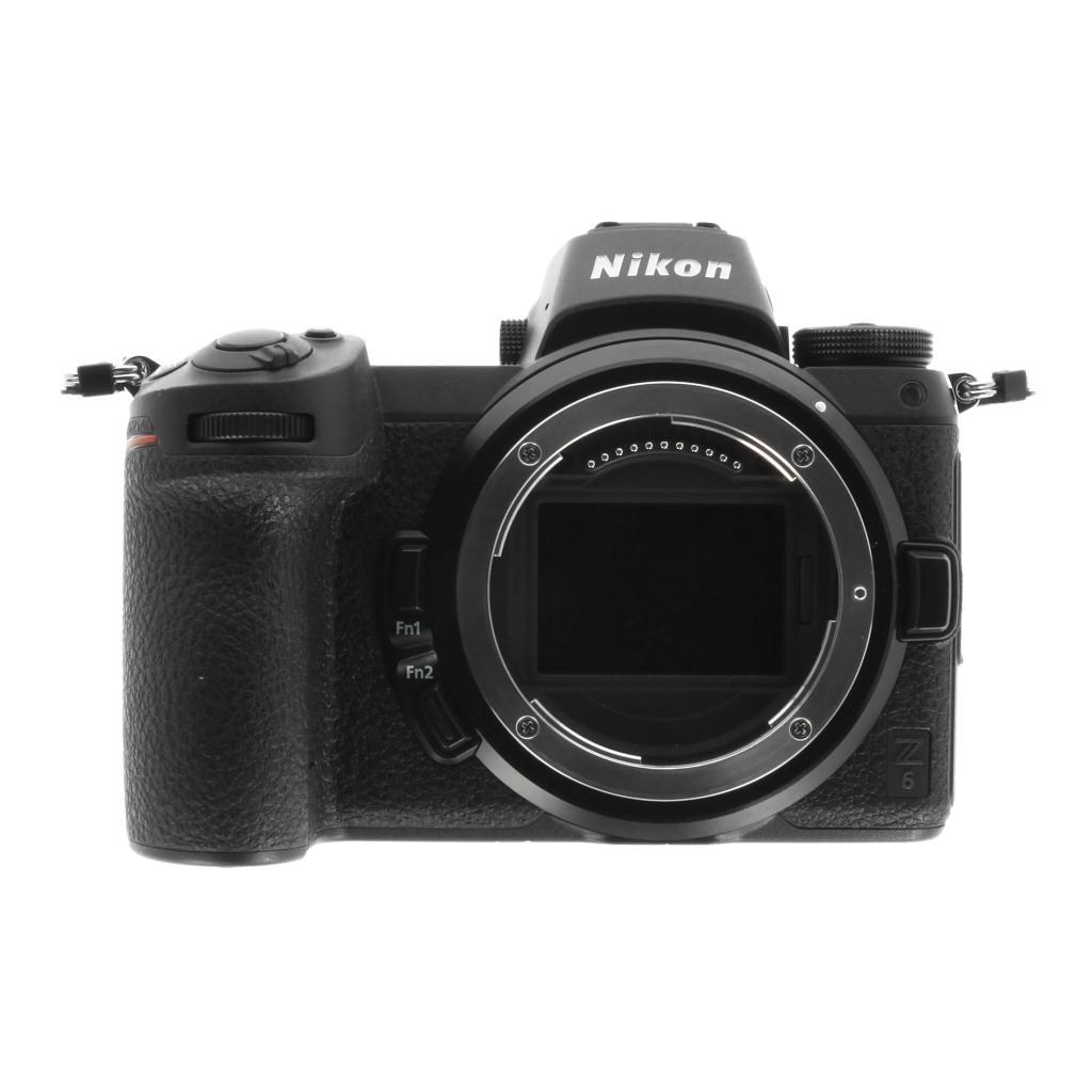 Nikon Z6 schwarz - neu