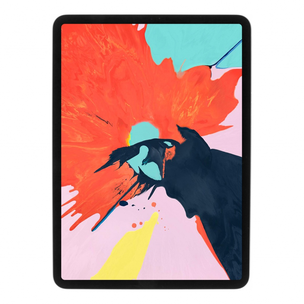 "Apple iPad Pro 11"" (A1980) 2018 64GB plateado - nuevo"