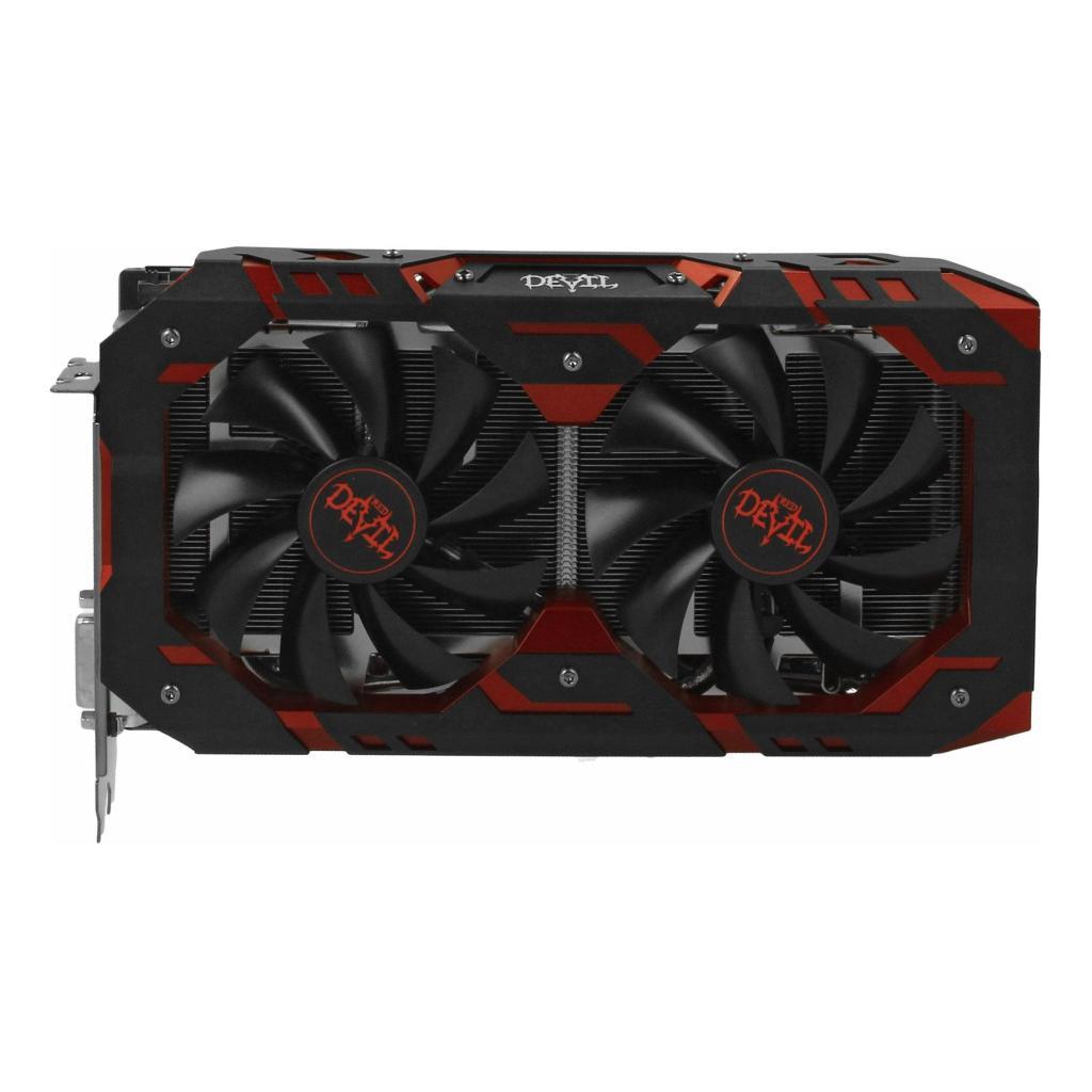 PowerColor Radeon RX 590 Red Devil (AXRX 590 8GoD5-3DH/OC) noir/rouge - Neuf