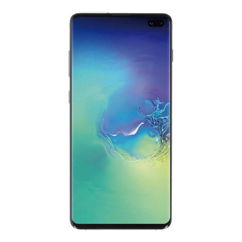 Samsung Galaxy S10+ Duos (G975F/DS) 128GB grün - gut