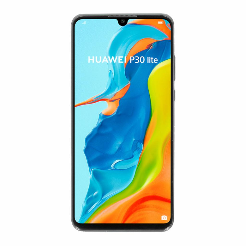 Huawei P30 lite Dual-Sim 128GB negro - nuevo