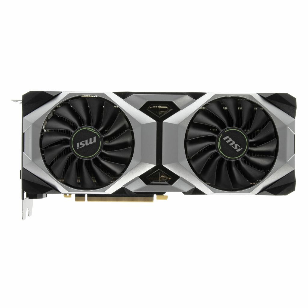 MSI GeForce RTX 2080 Ti Ventus 11G (V371-040R) schwarz & weiß - neu