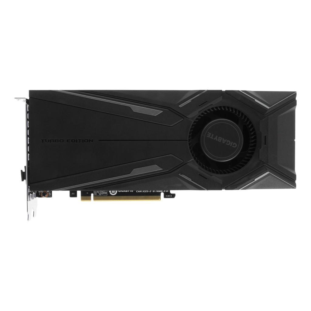 Gigabyte GeForce RTX 2080 Ti Turbo OC 11G (GV-N208TTURBO OC-11GC) noir - Neuf