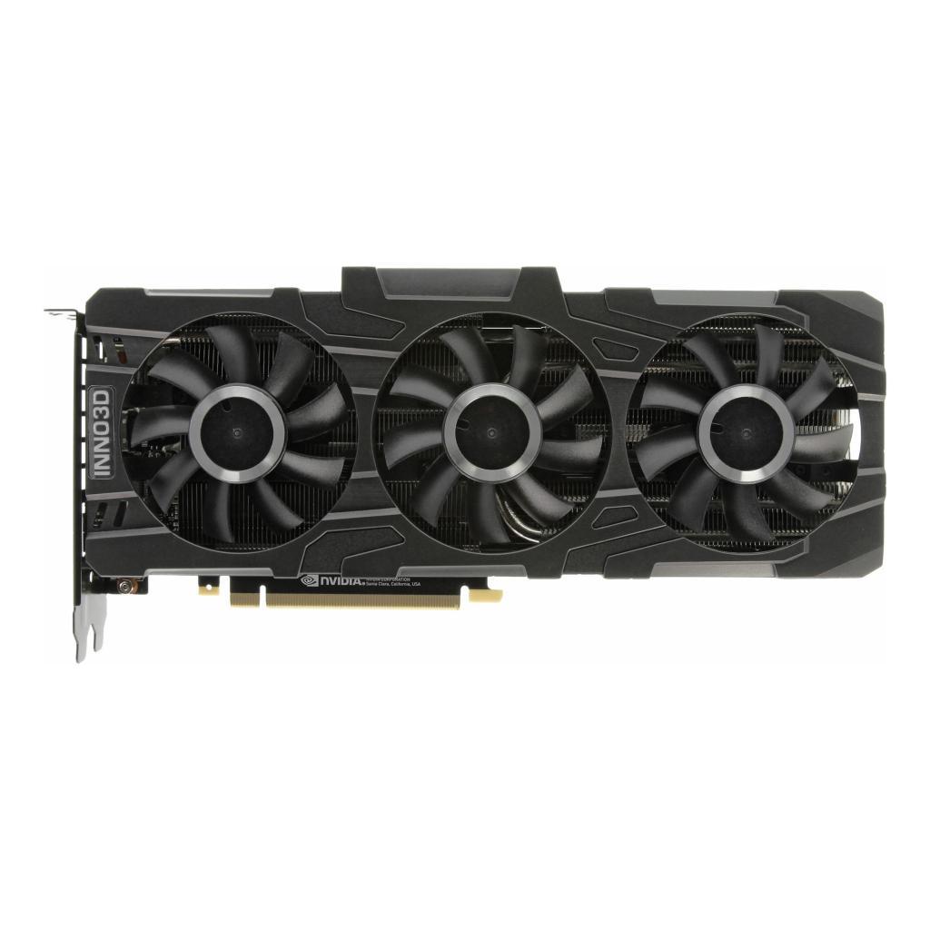 Inno3D GeForce RTX 2080 Ti Gaming OC X3 (N208T3-11D6X-1150VA24) noir - Neuf