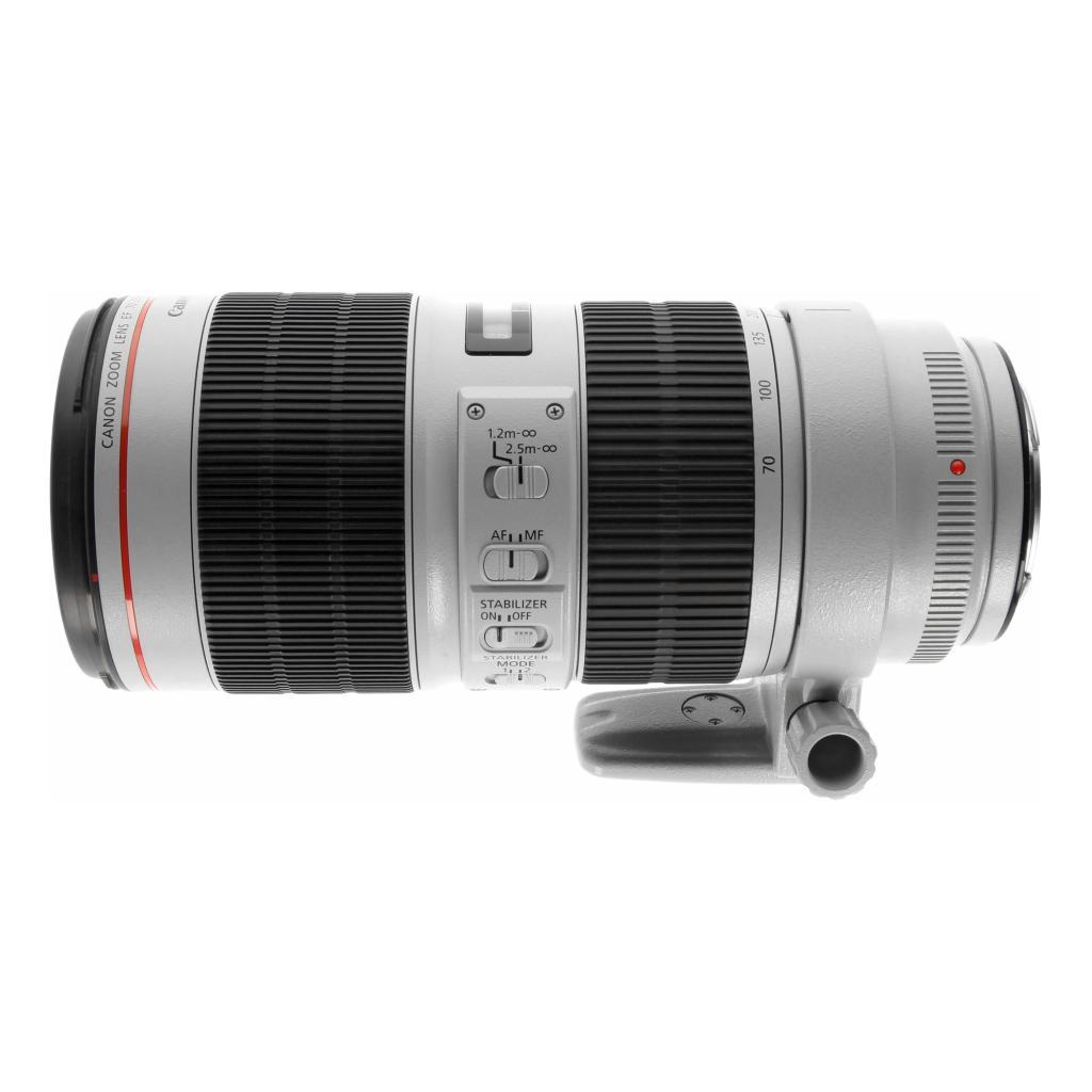 Canon EF 70-200mm 1:2.8 L IS III USM noir/blanc - Neuf