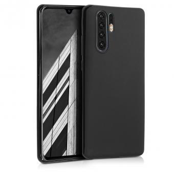 kwmobile Soft Case für Huawei P30 pro (47419.47) schwarz matt - neu